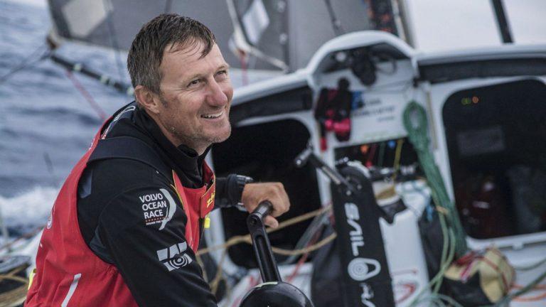 Een jaar later: Scallywag-schipper David Witt over John Fisher