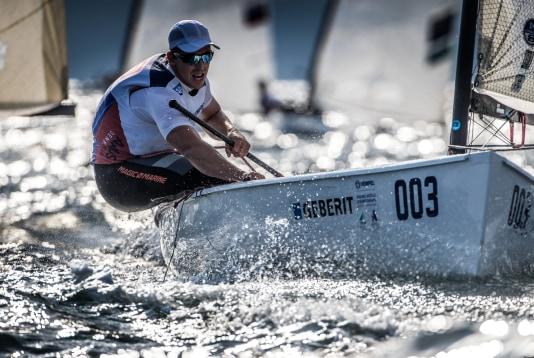 Startbewijs Olympische Spelen lonkt voor Nicholas Heiner