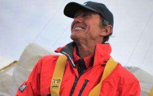 Istvan Kopar voltooit de Golden Globe Race