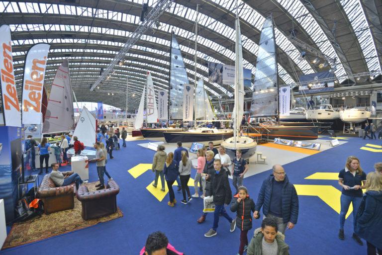 HISWA Amsterdam Boat Show bijna van start