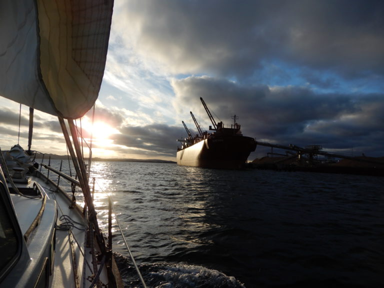 Column Anna: Extreem zeilen in de zuidelijke oceaan
