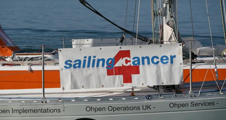 Sailing4Cancer komt nog 10 duizend euro tekort