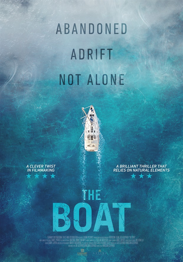 Huiveringwekkende film in aantocht: The Boat