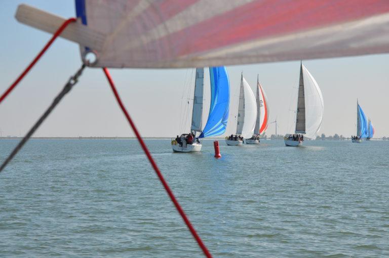 Zeilen voor het goede doel tijdens de SailWise Cup 2019