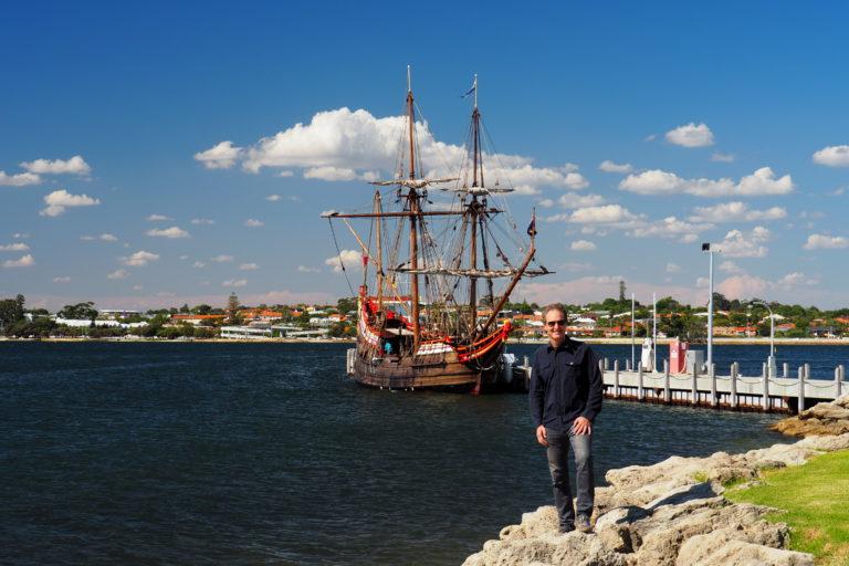 Column Anna: De zoon van de havenmeester