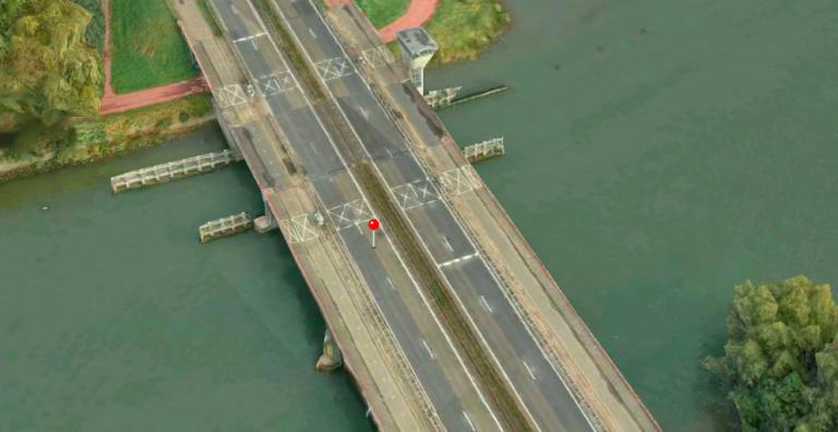 Dordtse Wantijbrug: 4 maanden lang gestremd voor hoge scheepvaart