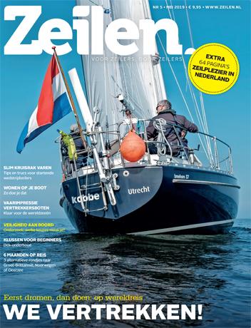 Zeilen 05-2019 en special Zeilplezier in Nederland