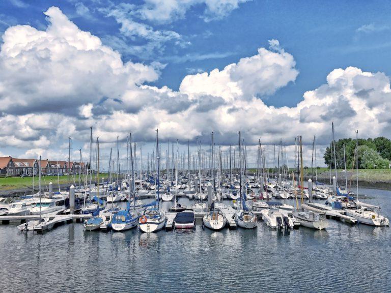 Verkoop tweedehands boten toegenomen