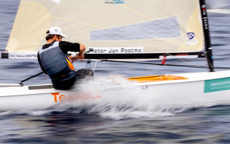 Finn-zeiler Pieter-Jan Postma verkoopt boot