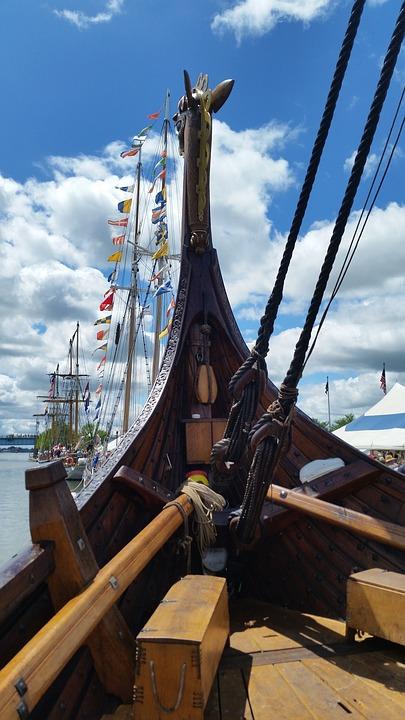 Wil je een Vikingschip bekijken? Het Fries Museum krijgt er (tijdelijk) een!