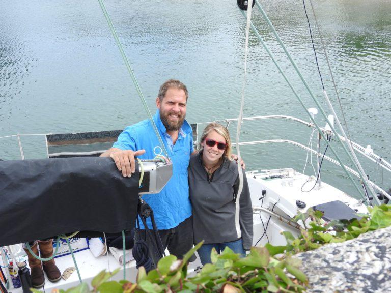 AZAB: Volg Mark Slats & Susie Goodall aan boord van de Ohpen Maverick