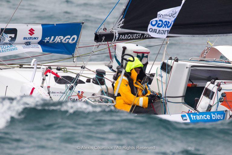 La Solitaire URGO Le Figaro: volg het veld vol toppers
