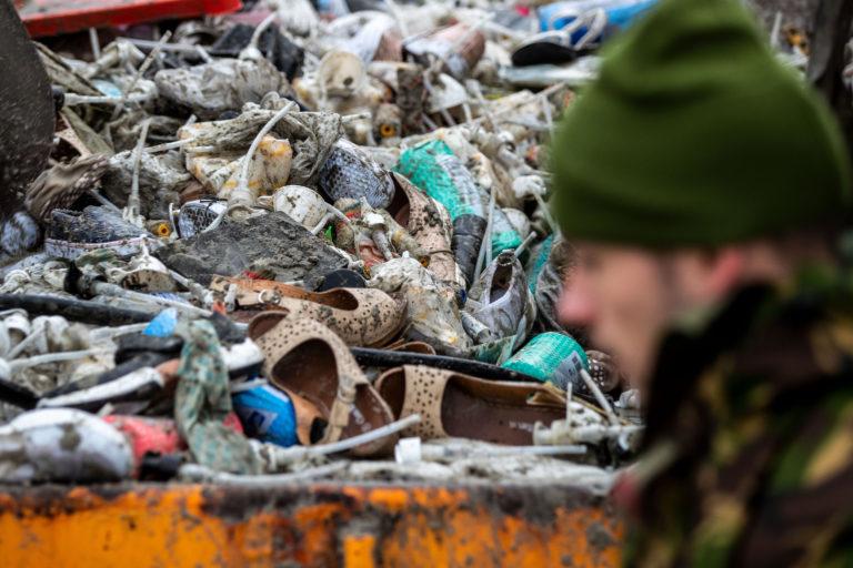 Dit zijn de gevolgen van de containerramp op de Waddenzee