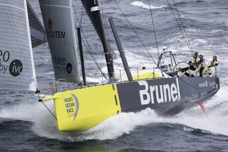 The Ocean Race: IMOCA 60 vs. VO65