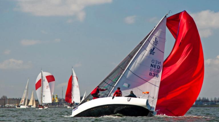 Handleiding wedstrijdzeilen – deel 4: Voor de wind
