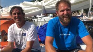 Liveblog: Mark Slats zeilt de 24 Uurs Zeilrace