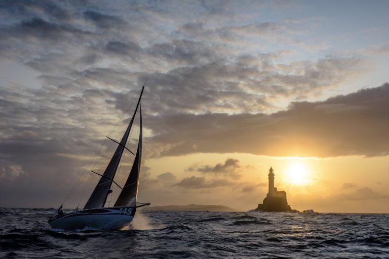 Fastnet Race: uniek in beeld gebracht