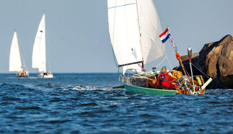 Klein is fijn: 8 zeilers over hun kleine boot