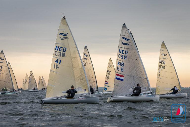 500 zeilers doen mee aan de Open Dutch Sailing Championships