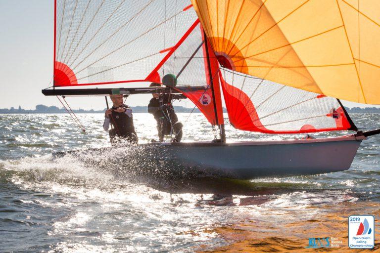 Geslaagde 17e editie van de Open Dutch Sailing Championships