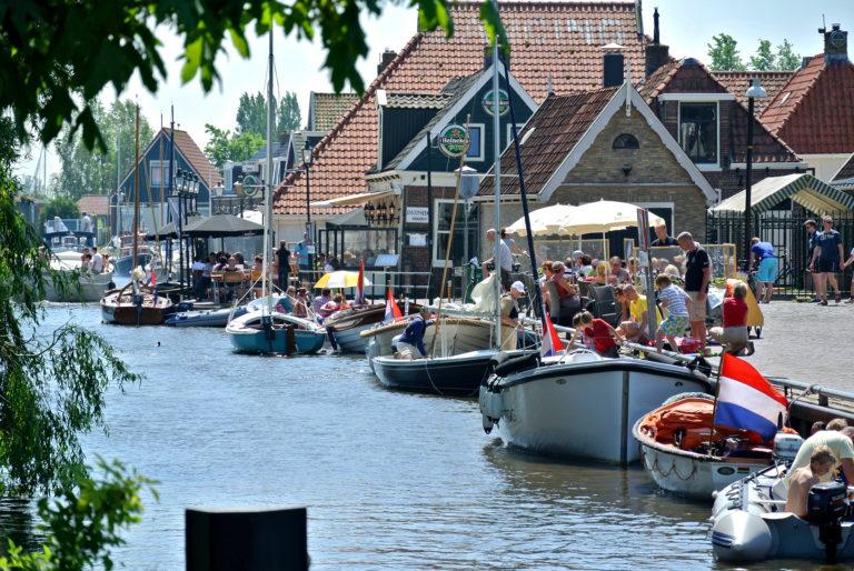Sluizen en bruggen Friesland vanaf 1 mei weer 'normaal'