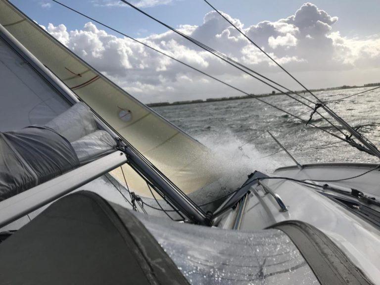 Zware 40e Zeeuwse Duotocht ten einde