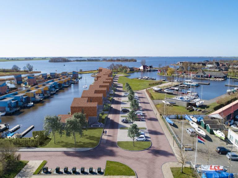 Aan het Heegermeer: elke dag vakantie