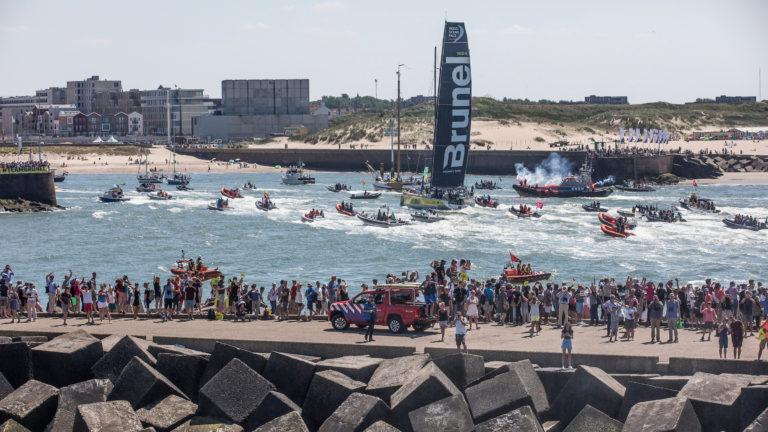 The Ocean Race spektakel komt naar Den Haag