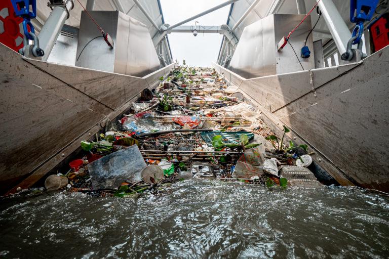 Boyan Slat presenteert soort kruimeldief voor vervuilende rivieren