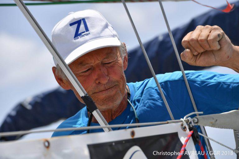 Igor Zaretskiy gaat niet verder met de Golden Globe Race