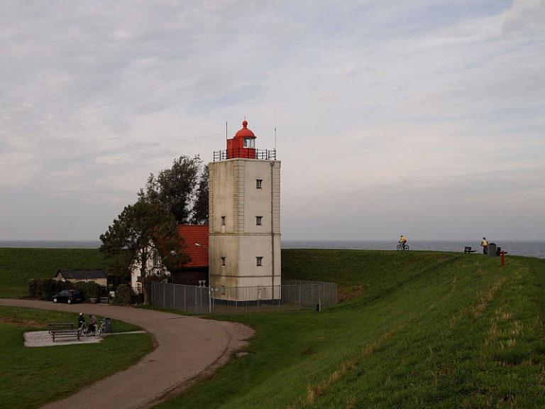 Buitenkansje: wonen naast Vuurtoren De Ven in Enkhuizen