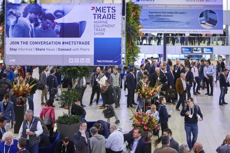 Vakbeurs METS trade afgelast