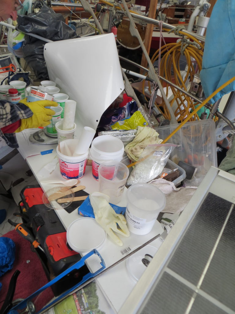 Winterklus: kleine reparaties met epoxy