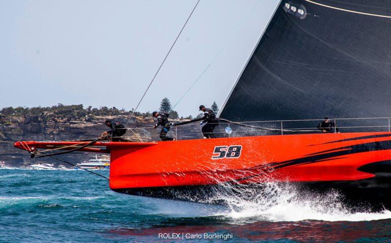 Zo verloopt de 75e Rolex Sydney Hobart Yacht Race
