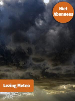Lezingen Meteo- niet abo