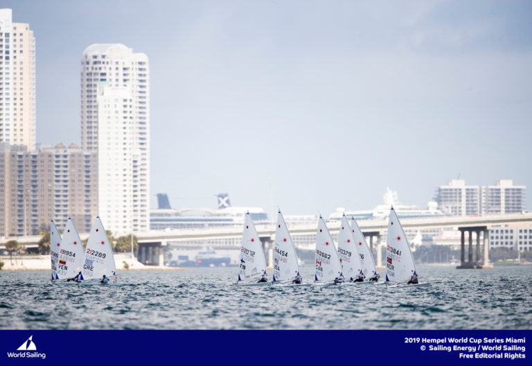 Hempel World Cup Series: zes dagen zeilen in Miami (+ update)