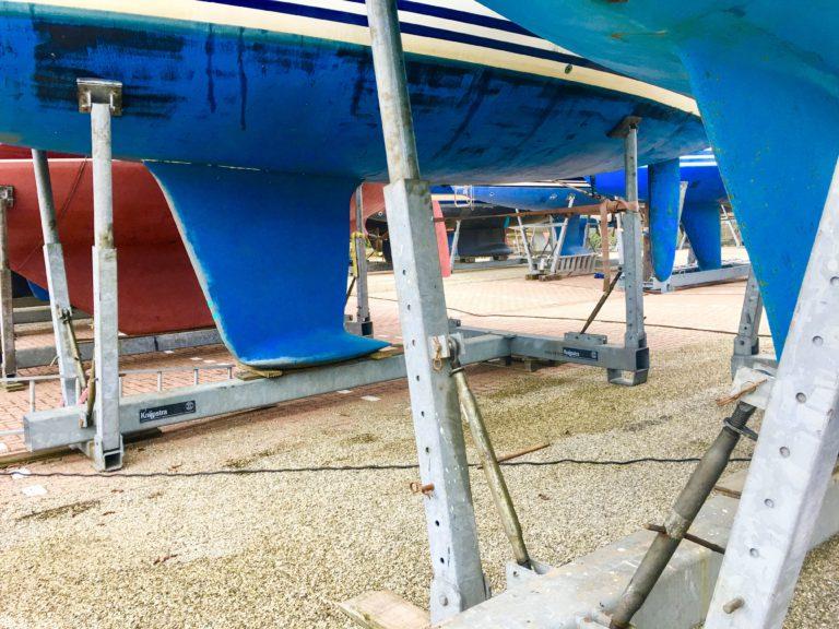 Keurmerk voor bootonderhoud en -reparatie volgens vast protocol