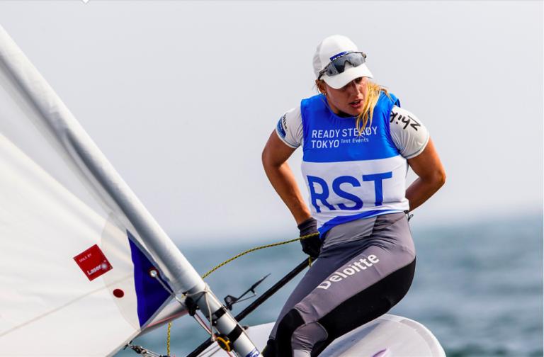 WK Laser Radial: twee Nederlandse dames staan in de top 10