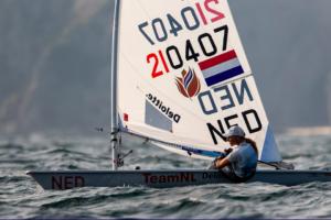 WK Laser Radial: Marit Bouwmeester wint goud en Maxime Jonker pakt zilver