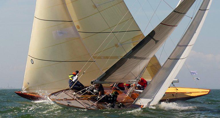 WK met prestigieuze 8mR-boten wordt na kwart eeuw weer in Nederland gezeild