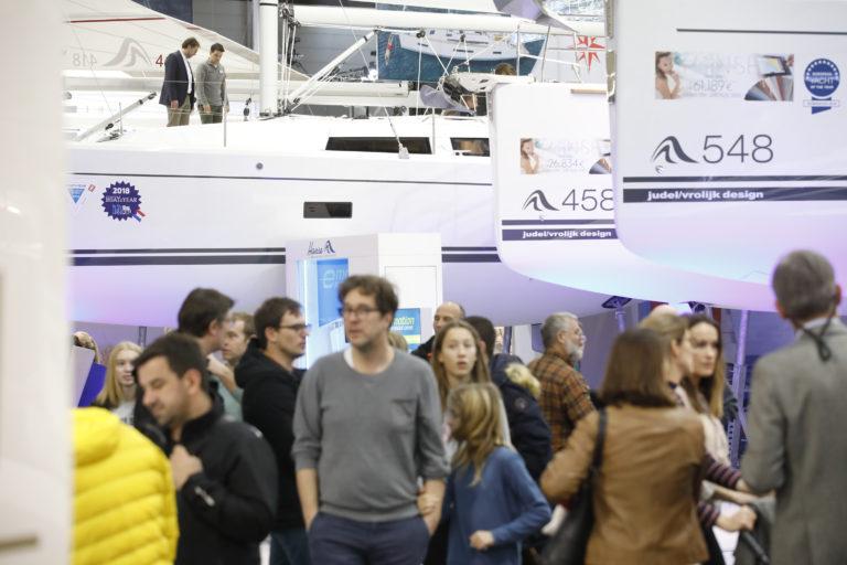Boot Düsseldorf trekt kwart miljoen bezoekers