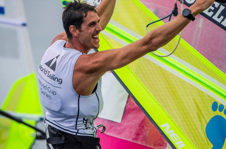 Olympisch kampioen Van Rijsselberghe beëindigt surfcarrière
