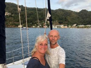 Vertrekkerscolumn: Gestrand op Tobago