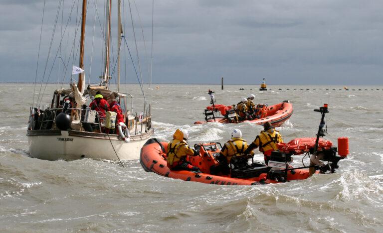 Deze maritieme hulpverleners kun je bellen bij niet-spoedeisende hulp