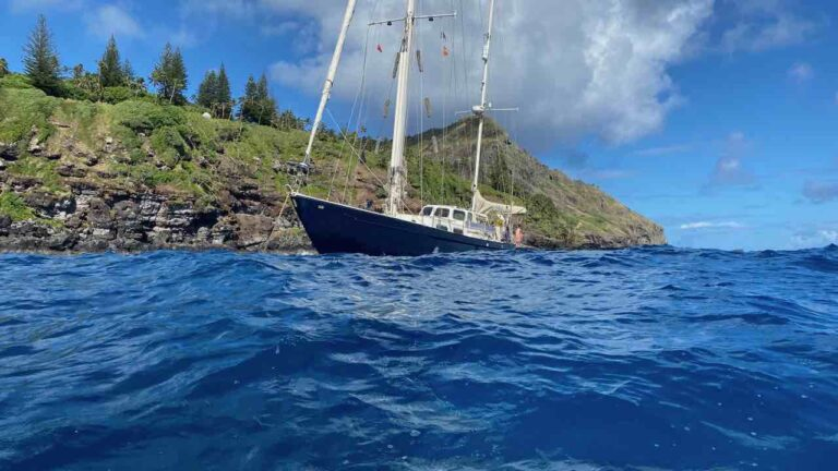 Sailors for Sustainability: Pitcairn, het échte Bounty-eiland