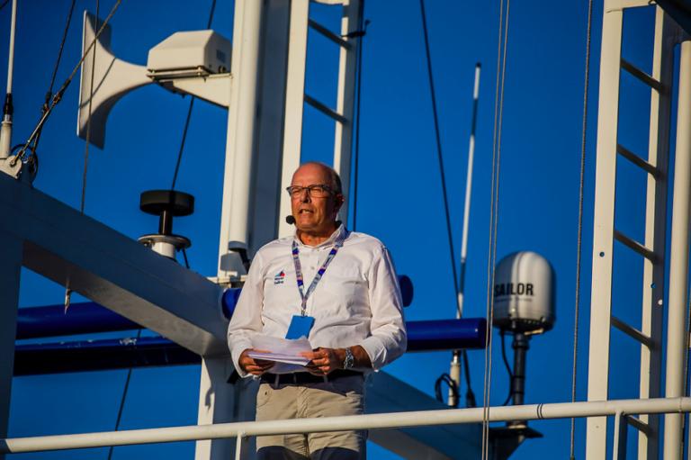 Overleeft World Sailing de coronacrisis?