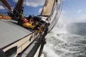 Wordt de bruine vloot als werelderfgoed aangewezen?