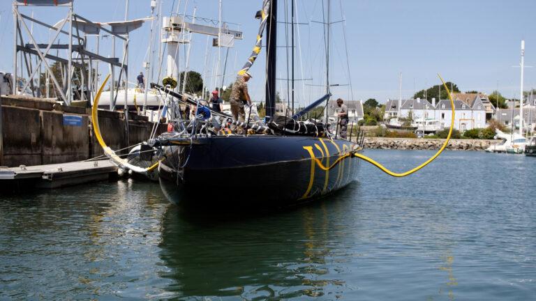 Vendée Globe gaat door, kwalificatierace richting Noordpool