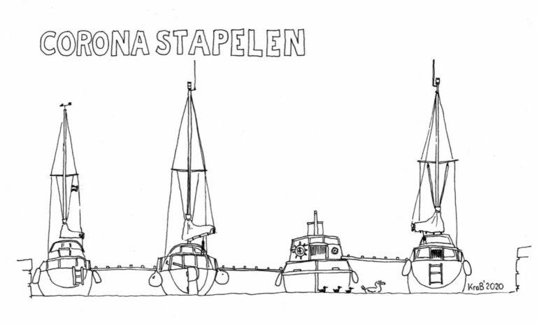 Belgen al twee maanden niet bij eigen boot in Nederland, hoe lang gaat dit nog duren?