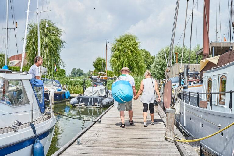 Vakantie in Nederland: twee leuke havens om te overnachten